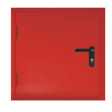 Люк металлический противопожарный EI60 1290 Х 1290